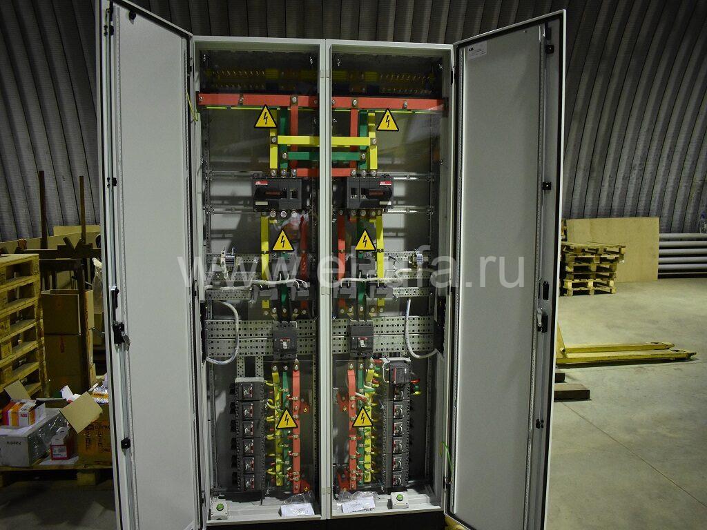 1-ВРУ на 2 ввода без АВР 250А