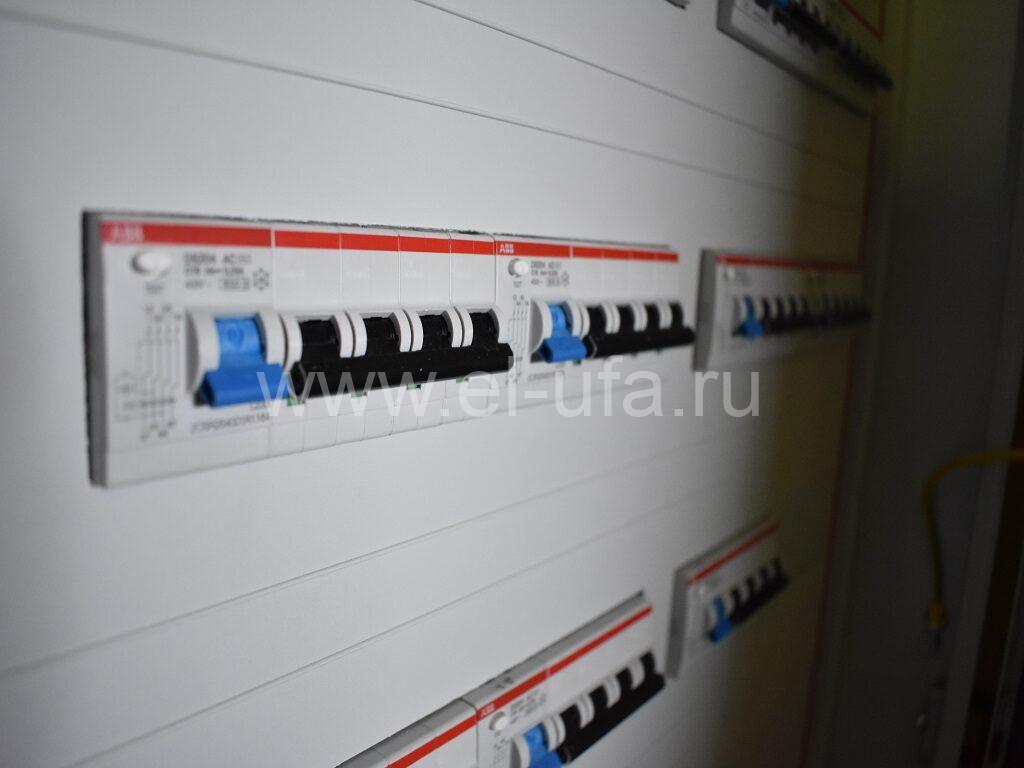 20 DS204 четырехполюсный дифференциальный автомат ABB