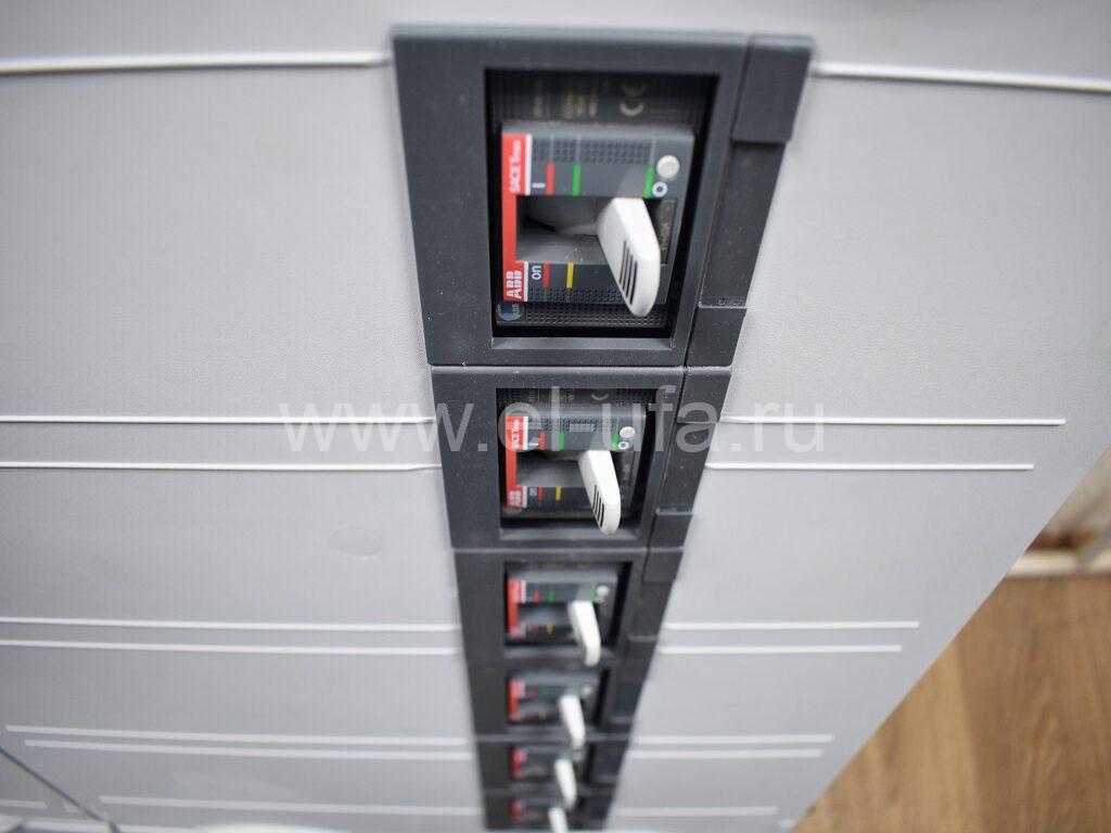 23 Автоматические выключатели ABB Tmax XT1 TMD 25-63А