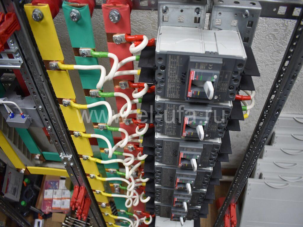 5 - Автоматические выключатели ABB Tmax XT1 TMD 25-63А