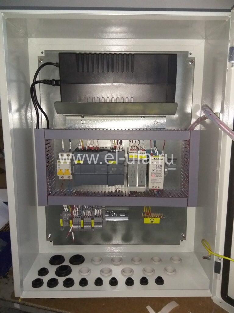 69 ШУ на базе ПЛК Siemens S7 -1200