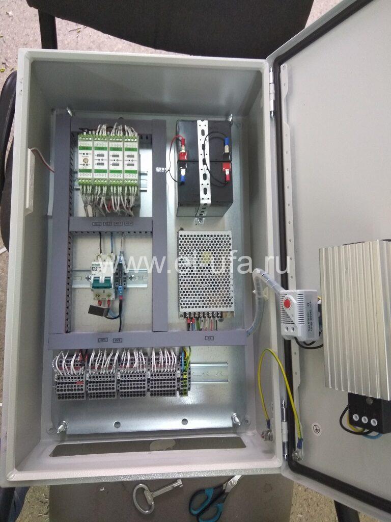 72 Шкаф телемеханики